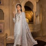 Sapphire Top 15 Women's Eid Dresses Design 2019 (10)