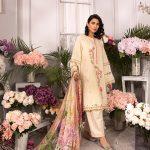 Sapphire Top 15 Women's Eid Dresses Design 2019 (11)