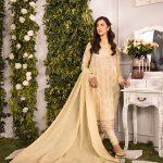 Sapphire Top 15 Women's Eid Dresses Design 2019 (12)