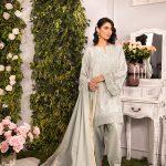 Sapphire Top 15 Women's Eid Dresses Design 2019 (13)