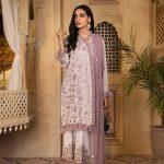 Sapphire Top 15 Women's Eid Dresses Design 2019 (14)