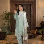Sapphire Top 15 Women's Eid Dresses Design 2019 (16)