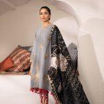 Sapphire Top 15 Women's Eid Dresses Design 2019 (18)