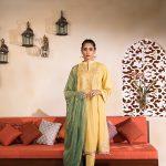 Sapphire Top 15 Women's Eid Dresses Design 2019 (3)