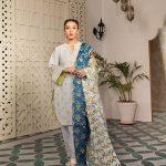 Sapphire Top 15 Women's Eid Dresses Design 2019 (7)
