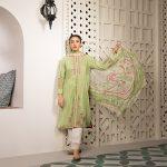 Sapphire Top 15 Women's Eid Dresses Design 2019 (8)