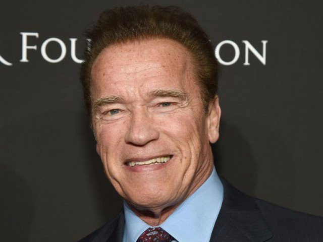Arnold Schwarzenegger, a 'rogue sorcerer', kicked from the ground 1
