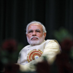 India's marathon vote ends, Modi up in second term