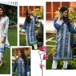 Mother's Eid Dresses Collection 2019 By Gul Ahmed 1