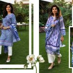 Mother's Eid Dresses Collection 2019 By Gul Ahmed 4