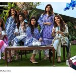 Mother's Eid Dresses Collection 2019 By Gul Ahmed 5