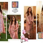Mother's Eid Dresses Collection 2019 By Gul Ahmed 7