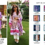 Mother's Eid Dresses Collection 2019 By Gul Ahmed 9