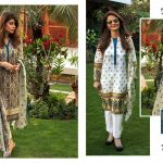 Mother's Eid Dresses Collection 2019 By Gul Ahmed 10