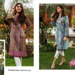 Mother's Eid Dresses Collection 2019 By Gul Ahmed 11