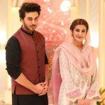 Beautiful clicks of Qubra Khan on Ramzan Pakistan transmission on Humtv (2)