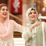 Beautiful clicks of Qubra Khan on Ramzan Pakistan transmission on Humtv (3)