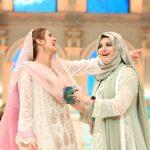 Beautiful clicks of Qubra Khan on Ramzan Pakistan transmission on Humtv (4)