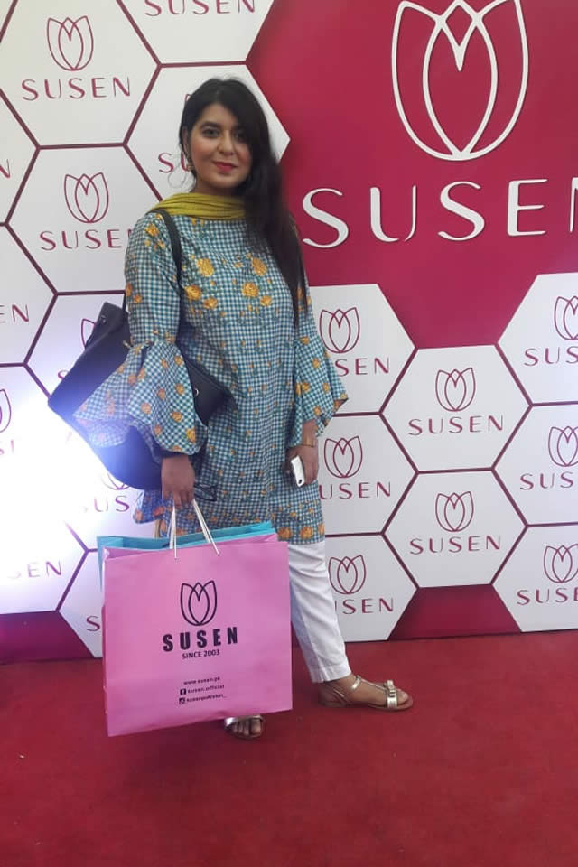 Big launch of Susen Outlet in Karachi (5)