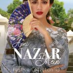 Bonanza Satrangi Eid Festive Two & Three Piece Collection 2019 (1)