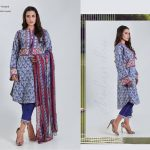 Bonanza Satrangi Eid Festive Two & Three Piece Collection 2019 (10)