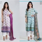 Bonanza Satrangi Eid Festive Two & Three Piece Collection 2019 (15)