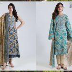 Bonanza Satrangi Eid Festive Two & Three Piece Collection 2019 (18)