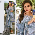 Bonanza Satrangi Eid Festive Two & Three Piece Collection 2019 (20)