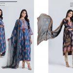 Bonanza Satrangi Eid Festive Two & Three Piece Collection 2019 (36)