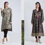 Bonanza Satrangi Eid Festive Two & Three Piece Collection 2019 (4)