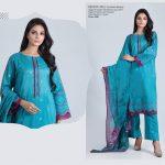 Bonanza Satrangi Eid Festive Two & Three Piece Collection 2019 (42)