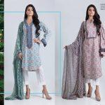 Bonanza Satrangi Eid Festive Two & Three Piece Collection 2019 (44)