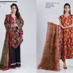 Bonanza Satrangi Eid Festive Two & Three Piece Collection 2019 (46)