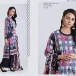 Bonanza Satrangi Eid Festive Two & Three Piece Collection 2019 (6)