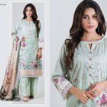 Bonanza Satrangi Eid Festive Two & Three Piece Collection 2019 (8)
