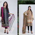 Bonanza Satrangi Eid Festive Two & Three Piece Collection 2019 (9)