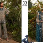 Charizma Ornet Eid Dresses Collection 2019 (2)