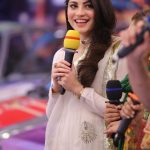 Cricketer Ahmed Shehzad & Actress Neelum Muneer in Jeeto Pakistan (2)