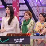 Cricketer Ahmed Shehzad & Actress Neelum Muneer in Jeeto Pakistan (7)