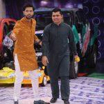 Cricketer Kamran Akmal and Actress Hania Amir in Jeeto Pakistan (2)