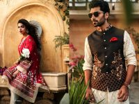 Deepak Perwani sizzling Eid Dresses collection 2019 (1)