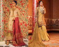 Eid Festive Dresses Collection 2019 By Al Karam (1)