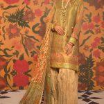 Eid Festive Dresses Collection 2019 By Al Karam (12)