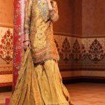 Eid Festive Dresses Collection 2019 By Al Karam (5)