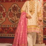 Eid Festive Dresses Collection 2019 By Al Karam (7)