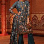 Eid Festive Dresses Collection 2019 By Al Karam (8)