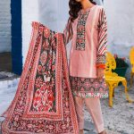 Eid Lawn Unstitched Collection 2019 By Limelight (5)