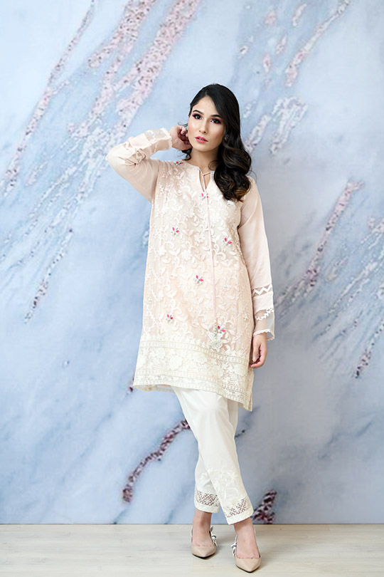 Eid with Ala Dresses Collection 2019 By Sabeen Shaban (8)