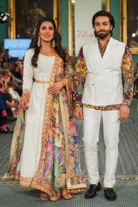 Fahad Hussayn Collection at Pakistan Fashion Week Season 15, London (1)