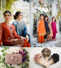Festive Diaries Ideas Pret 2019 Eid Collection by Gul Ahmed (1)